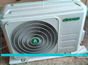 Кондиционер Ac Electric от ClimatRS наружный блок