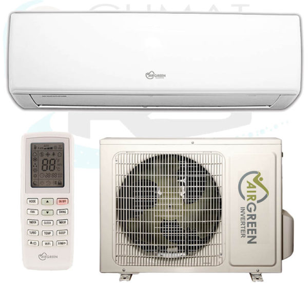 Кондиционера Air Green серия IC inverter