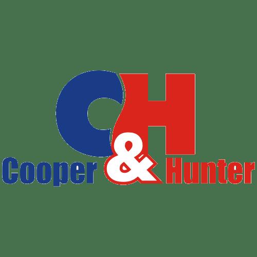 логотип кондиционеров cooper & hunter