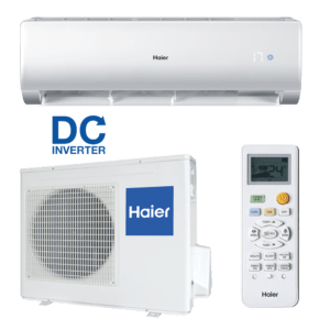 Haier Elegant DC inverter  AS24NM6HRA (70 m2)