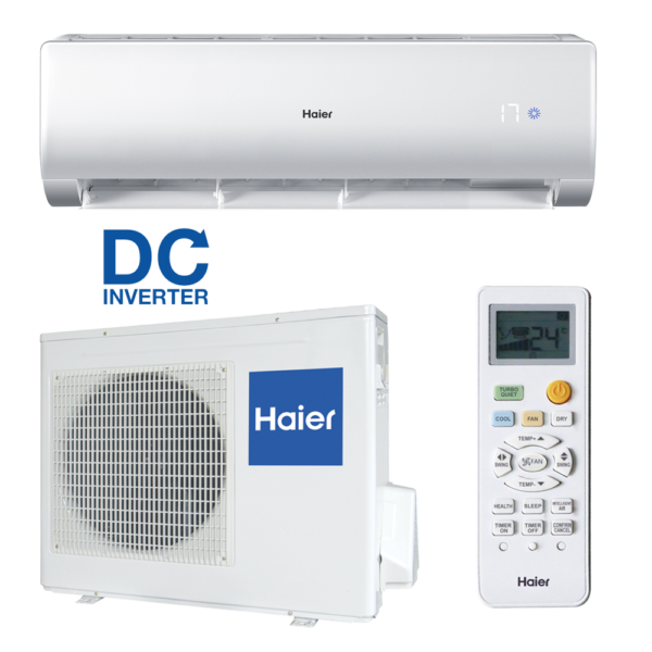 Haier Elegant DC inverter AS07NM5HRA (20 m2)