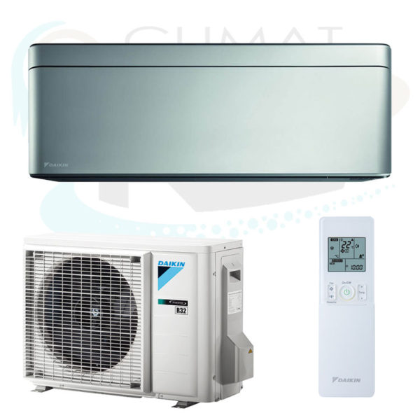 Daikin Stylish серебристый