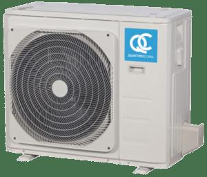 Кондиционер Quattroclima inverter QV-LO09WA (до 30m2)
