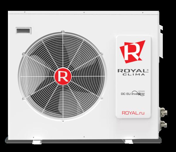 Кассетная сплит-системы Royal Clima серии Cassette CO-4C12HNR/CO-E12HNR/OUT (до 40м²)