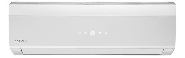 Внутренний блок кондиционера Daichi в белом исполнении