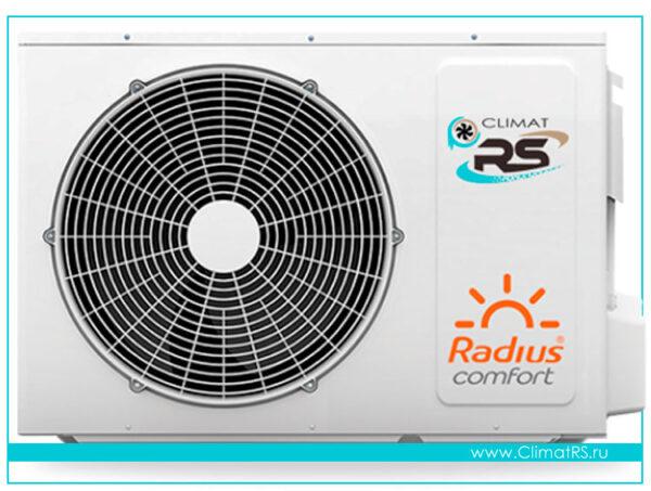 Наружный блок кондиционера Radius Comfort on\off