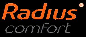 Логотип кондиционеров Radius Comfort