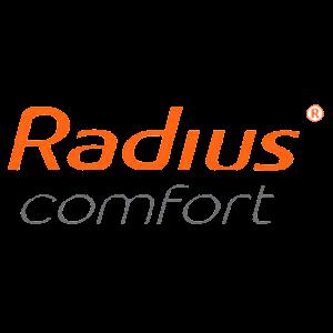 Логотип кондиционеров Radius