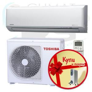 Акция Toshiba дарит Aeronik