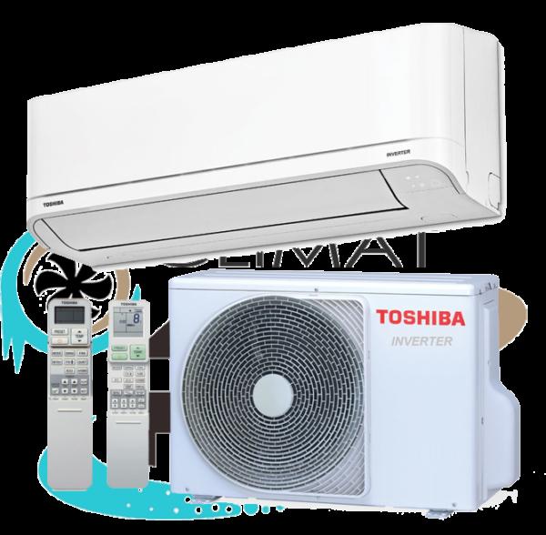 Кондиционер Toshiba серия U2KV