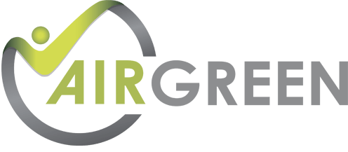 логотип кондиционеров Air Green серия HG1