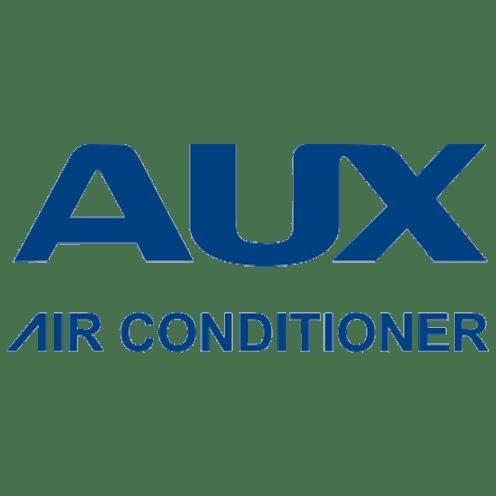 Логотип кондиционеров Aux