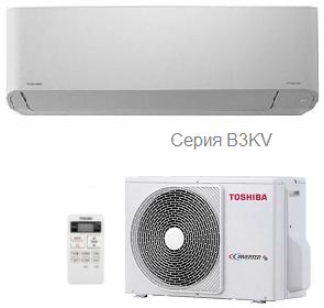 Кондиционер Toshiba RAS-07B3KV/RAS-07BAV-E (20 м²)