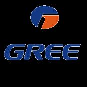 логотип кондиционеров gree