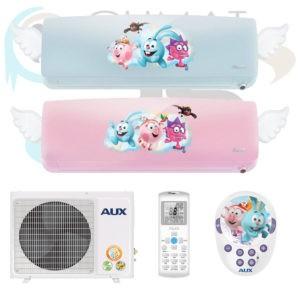 Кондиционер AUX серия Kids inverter AWB-H09BC \ R1DI (wi-fi) (до 30м2)
