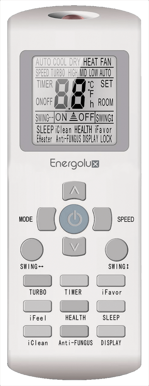 Пульт инверторного Energolux