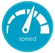 Высокая скорость работы